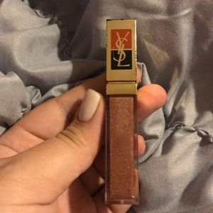 DISCONTINUED YSL BEAUTY GOLDEN GLOSS SHADE 12